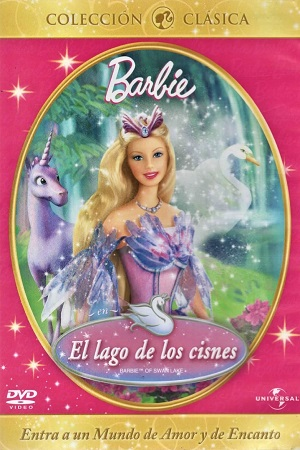 Barbie en el Lago de los Cisnes (2003)