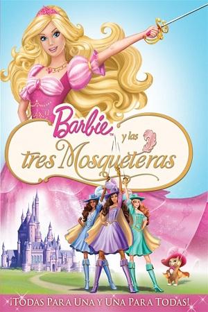 Barbie y las Tres Mosqueteras (2009)