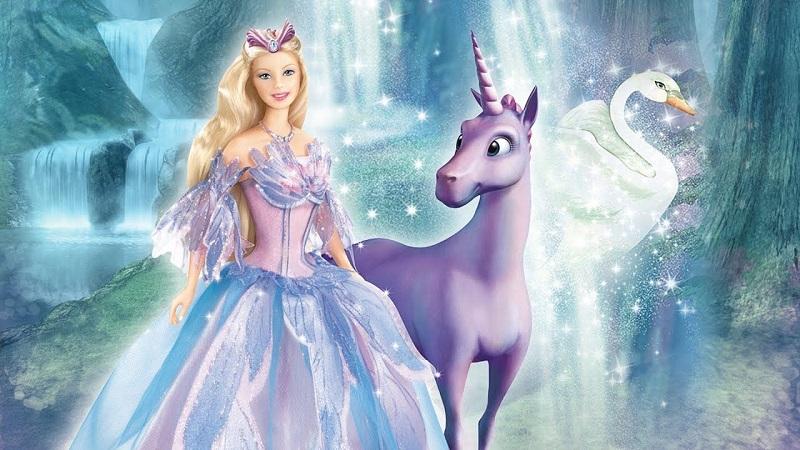 Todas las Películas de Barbie
