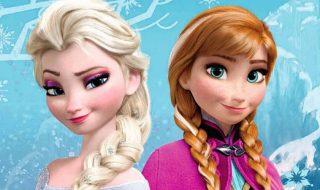 Frozen Una aventura congelada