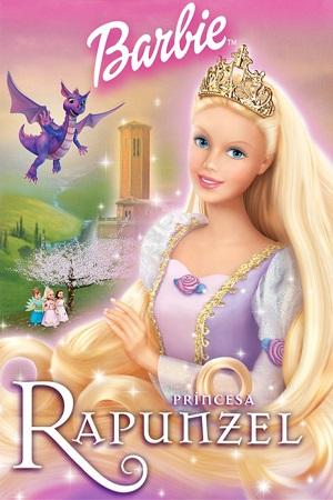 Barbie como Rapunzel (2002)